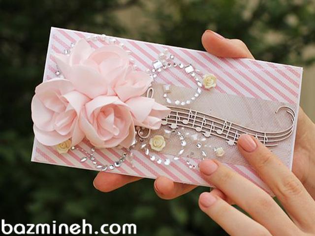 در متن کارت عروسی چه بنویسیم؟