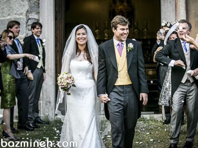 رسوم عروسی در ایتالیا