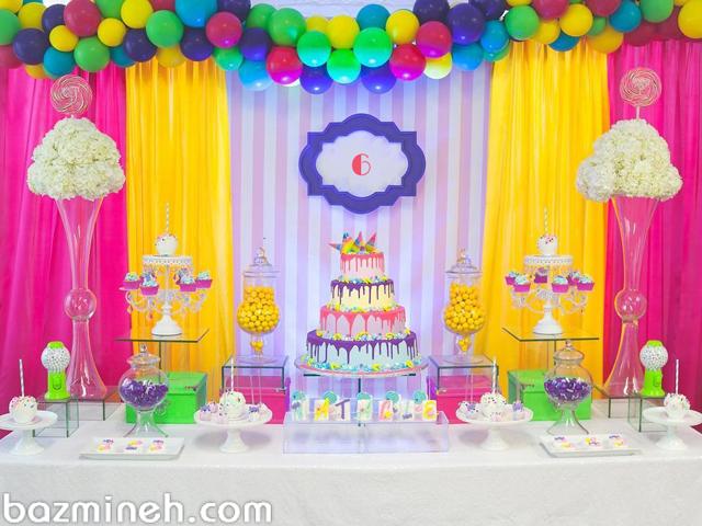 کارهایی که می توانید برای جشن تولد فرزندتان انجام دهید!
