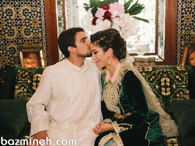 رسوم عروسی در مراکش