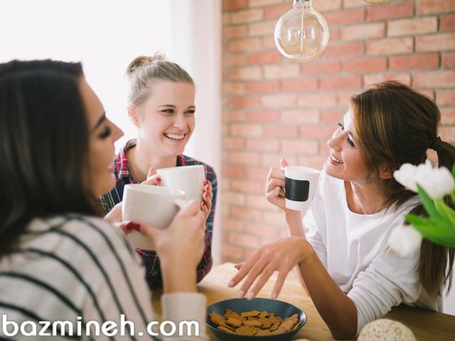 موضوعاتی که پس از ازدواج باید و یا نباید با دوستانتان مطرح کنید!