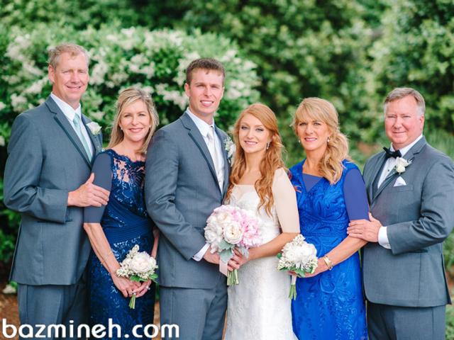 وظایف والدین عروس و داماد برای جشن عروسی