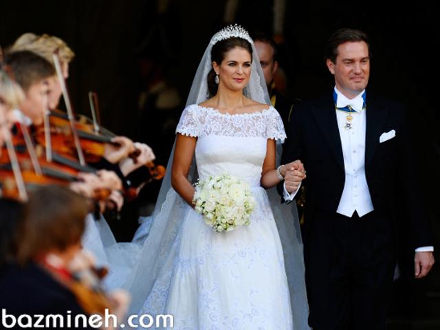 سنتهای عروسی در سوئد