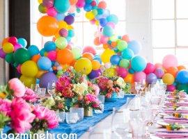بهترین رستورانهای تهران برای برگزاری جشن تولد