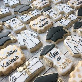 کوکی های زیبای جشن فارغ التحصیلی پزشکی