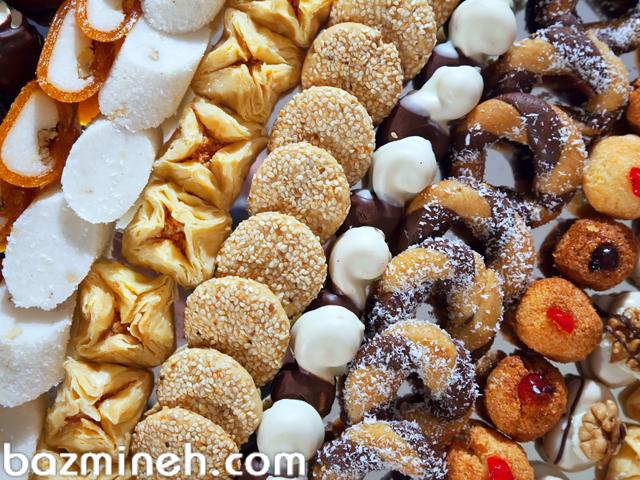 معرفی بهترین و مناسب ترین شیرینیهای عروسی