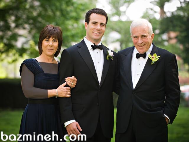 حل مشکل وابستگی زن یا شوهر به خانواده