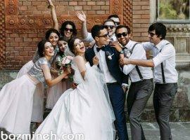 مشکلات و دردسرهای داشتن ساقدوش برای جشن عروسی