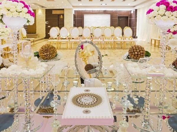 سالن عقد و دفتر ازدواج اسپرلوس