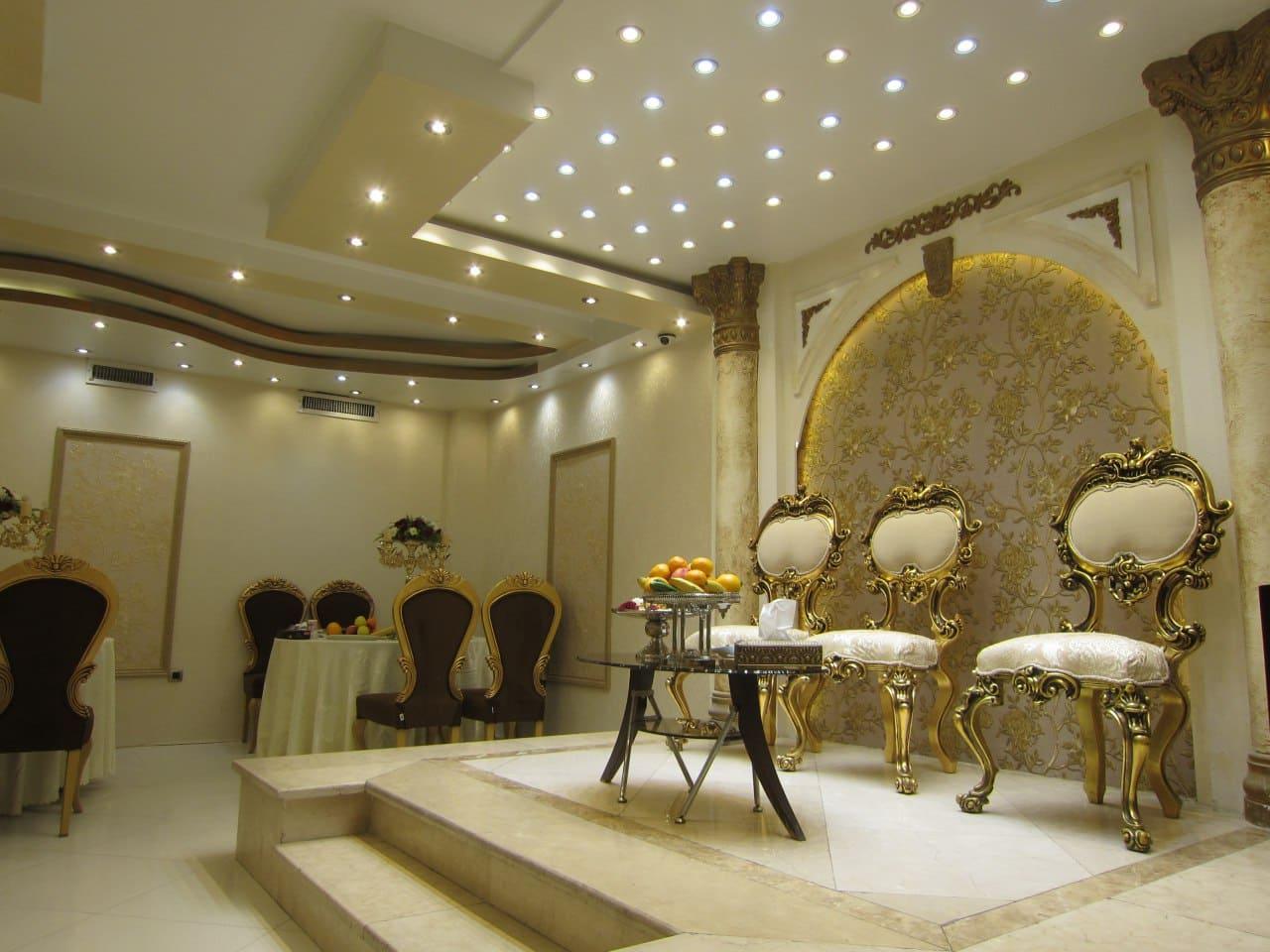 تالار پذیرایی قصر سفید پاسداران