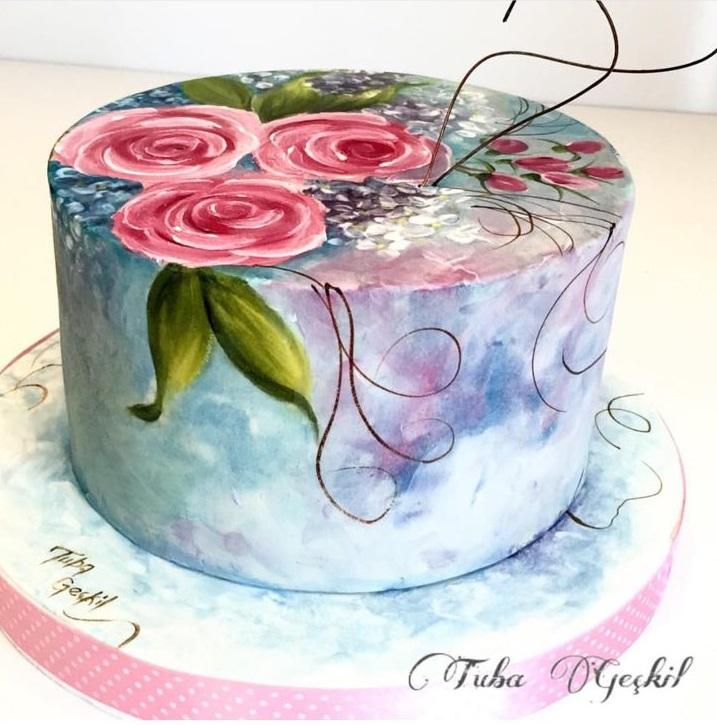 کیک بذرگر