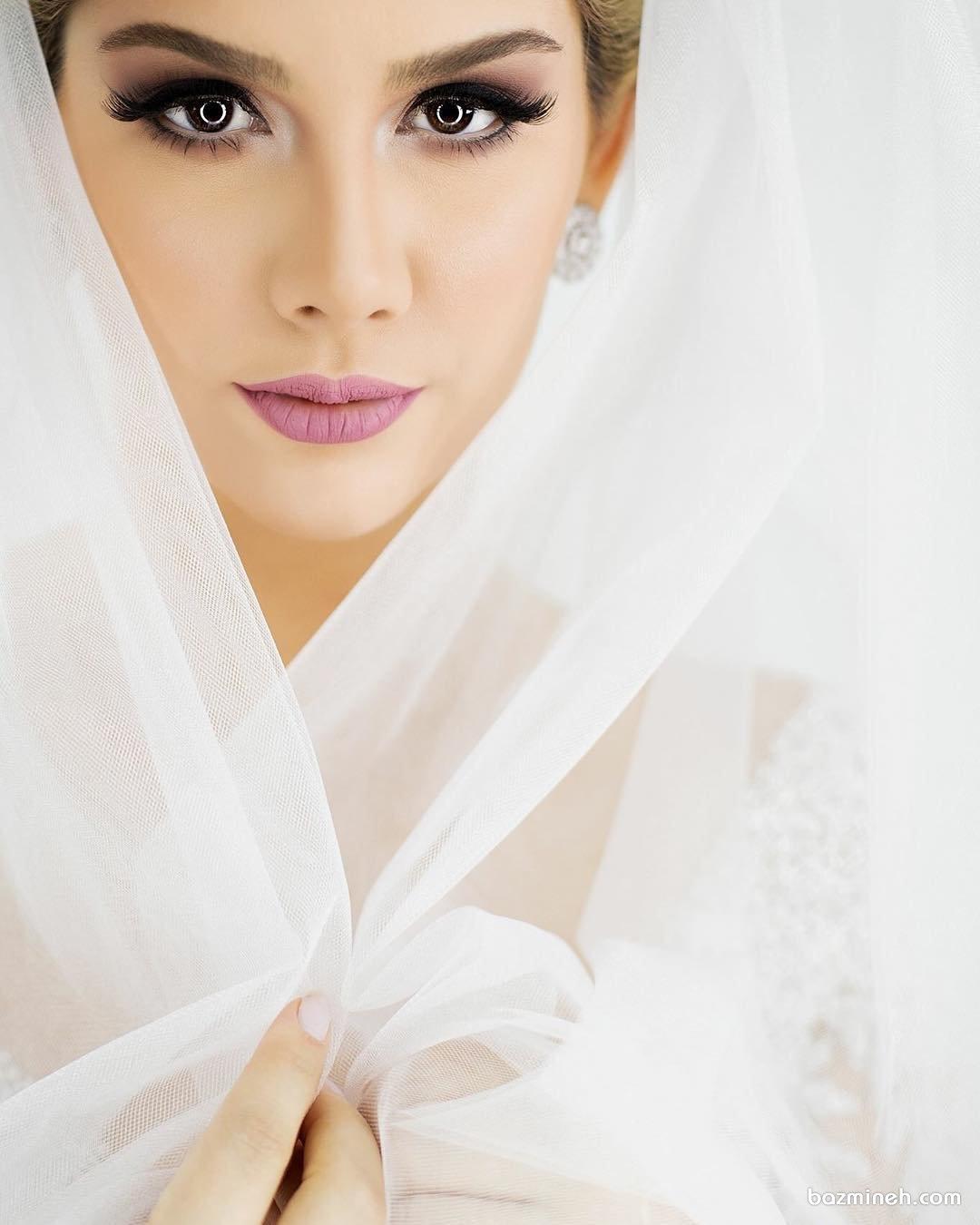 میکاپ لایت عروس