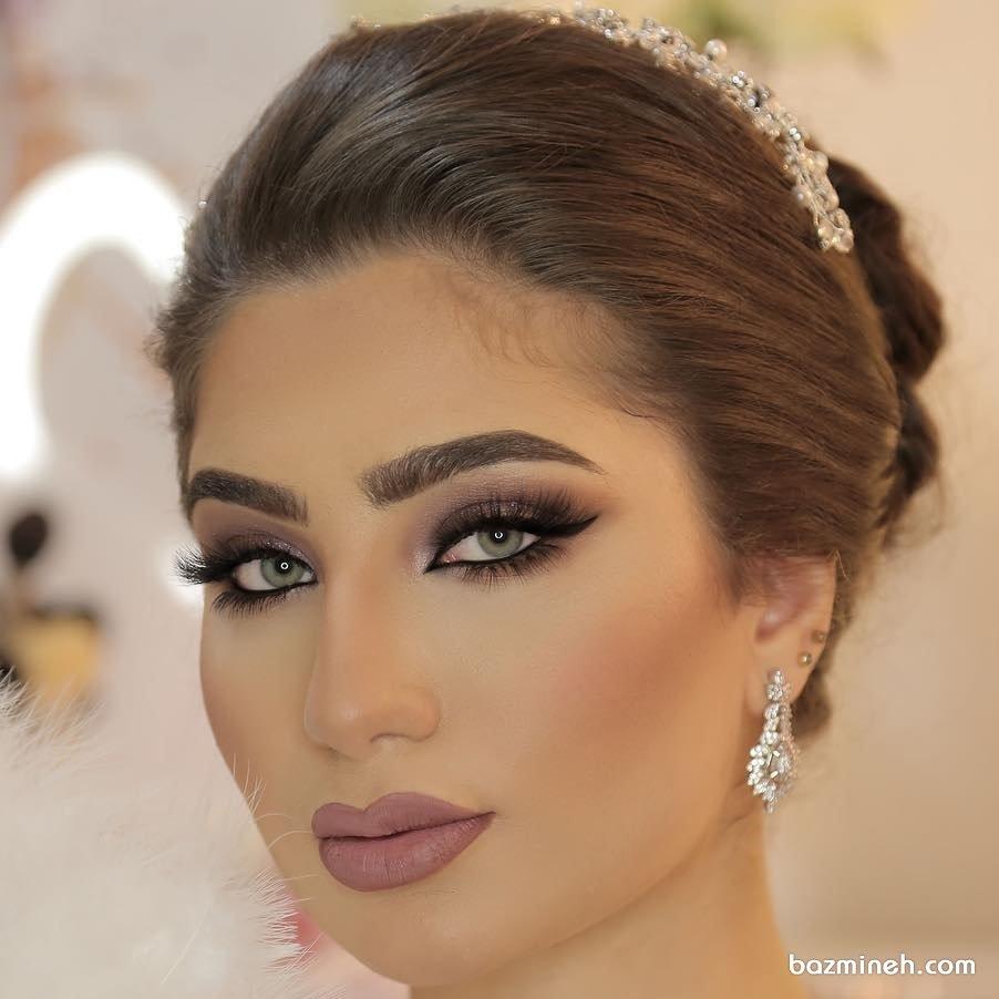 آرایش مد روز عروس خانم ها