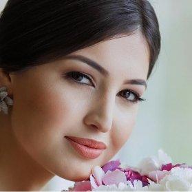 آرایش ملیح و زیبای سبک اروپایی عروس میکاپی شیک برای همه دوره ها