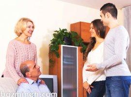 سیاست های کاربردی معاشرت با خانواده شوهر