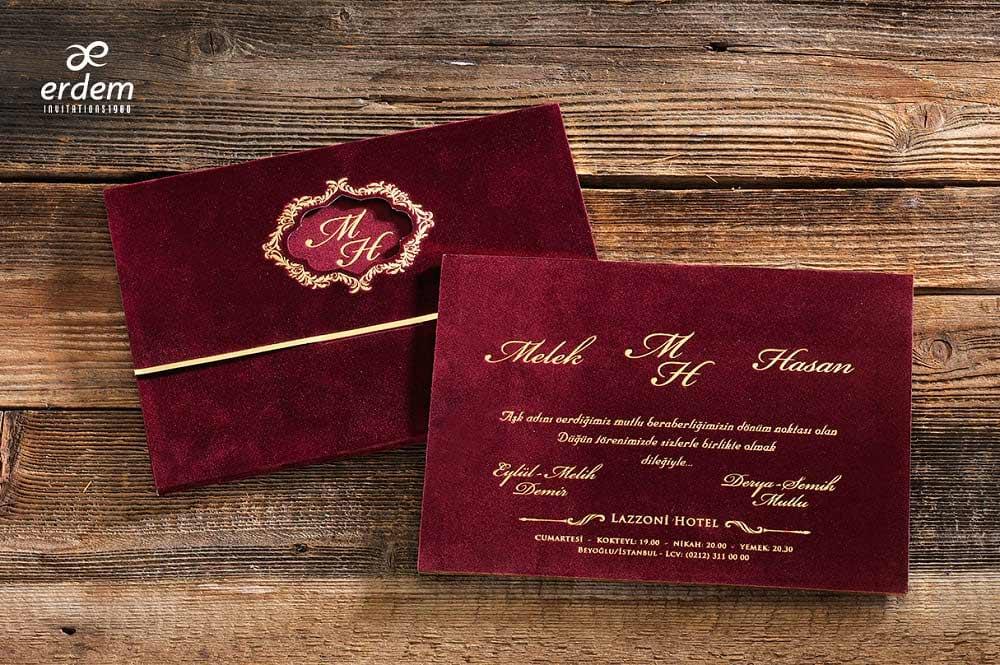 کارت عروسی لاکچری