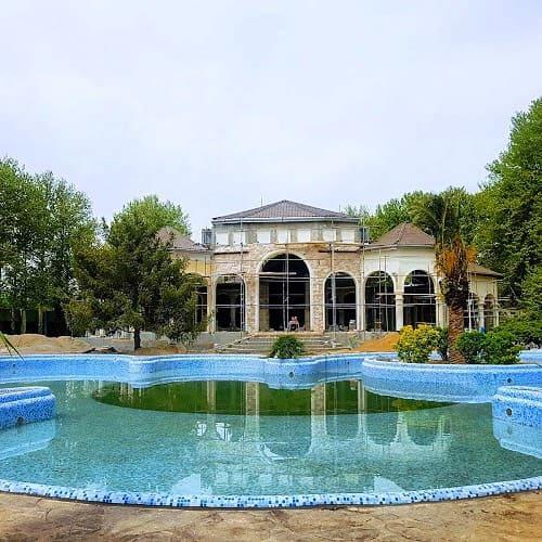 تشریفات مجیدیان - باغ موگه - وبسایت بزمینه