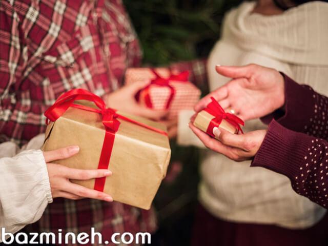 عیدی برای عروس و داماد