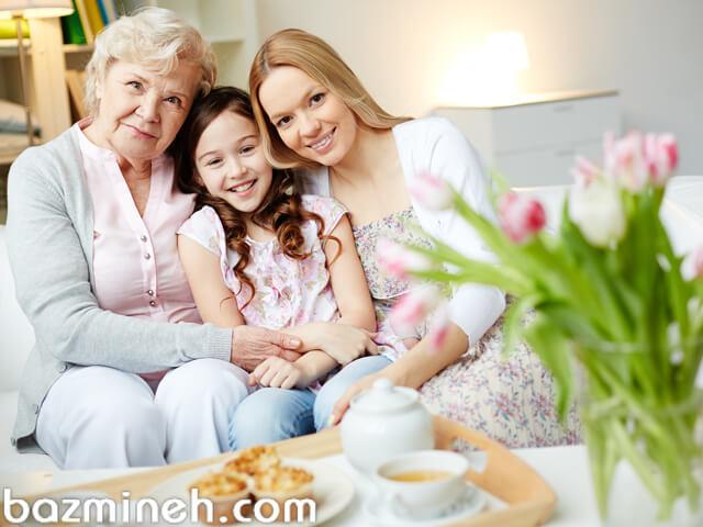چه کادوهایی برای روز مادر نخریم؟