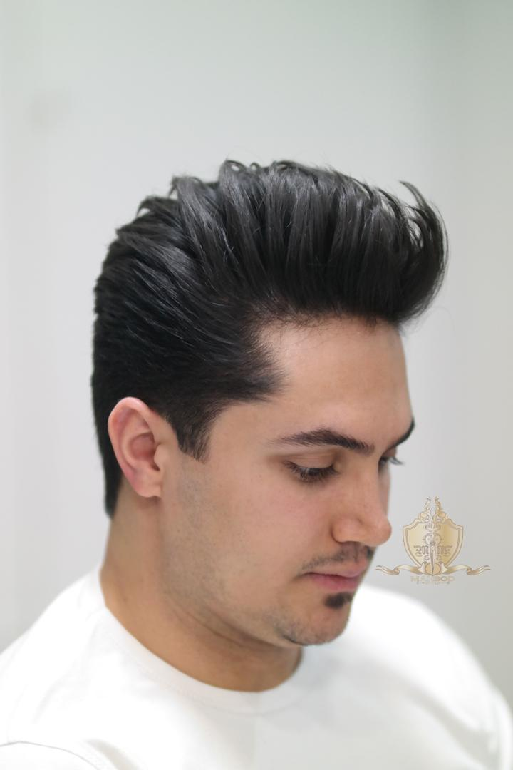 آرایشگاه مردانه مهبد استایل
