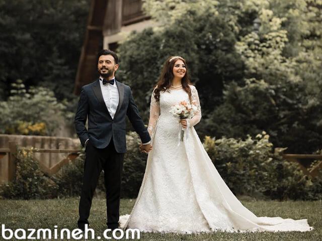انواع سبکهای عکاسی عروسی