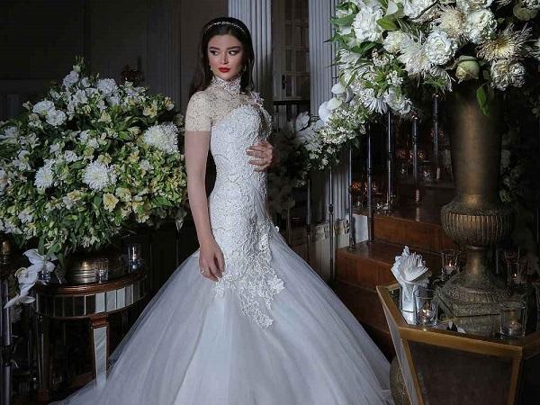 شخصی دوزی سیترا بکایی - لباس عروس - شیک ترین لباس عروس