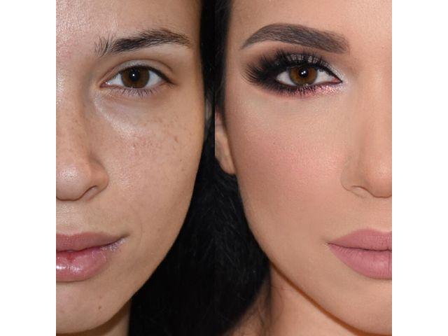 24 نکته قبل و بعد از آرایش برای زیبایی هرچه بیشتر