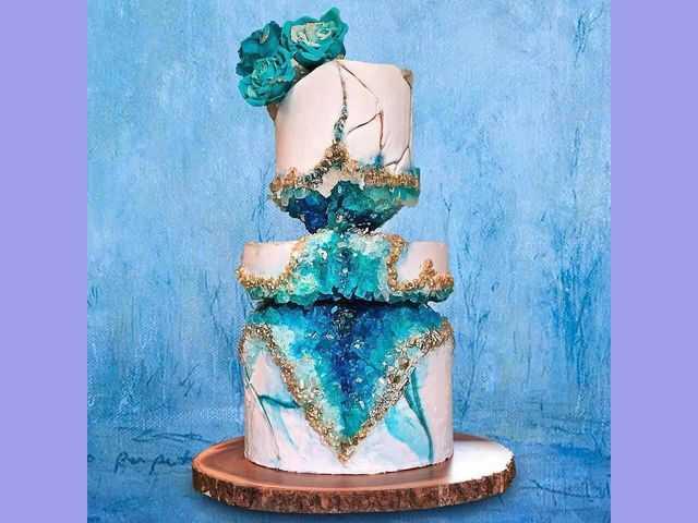 بهترین دکوراتورهای کیک در ایران