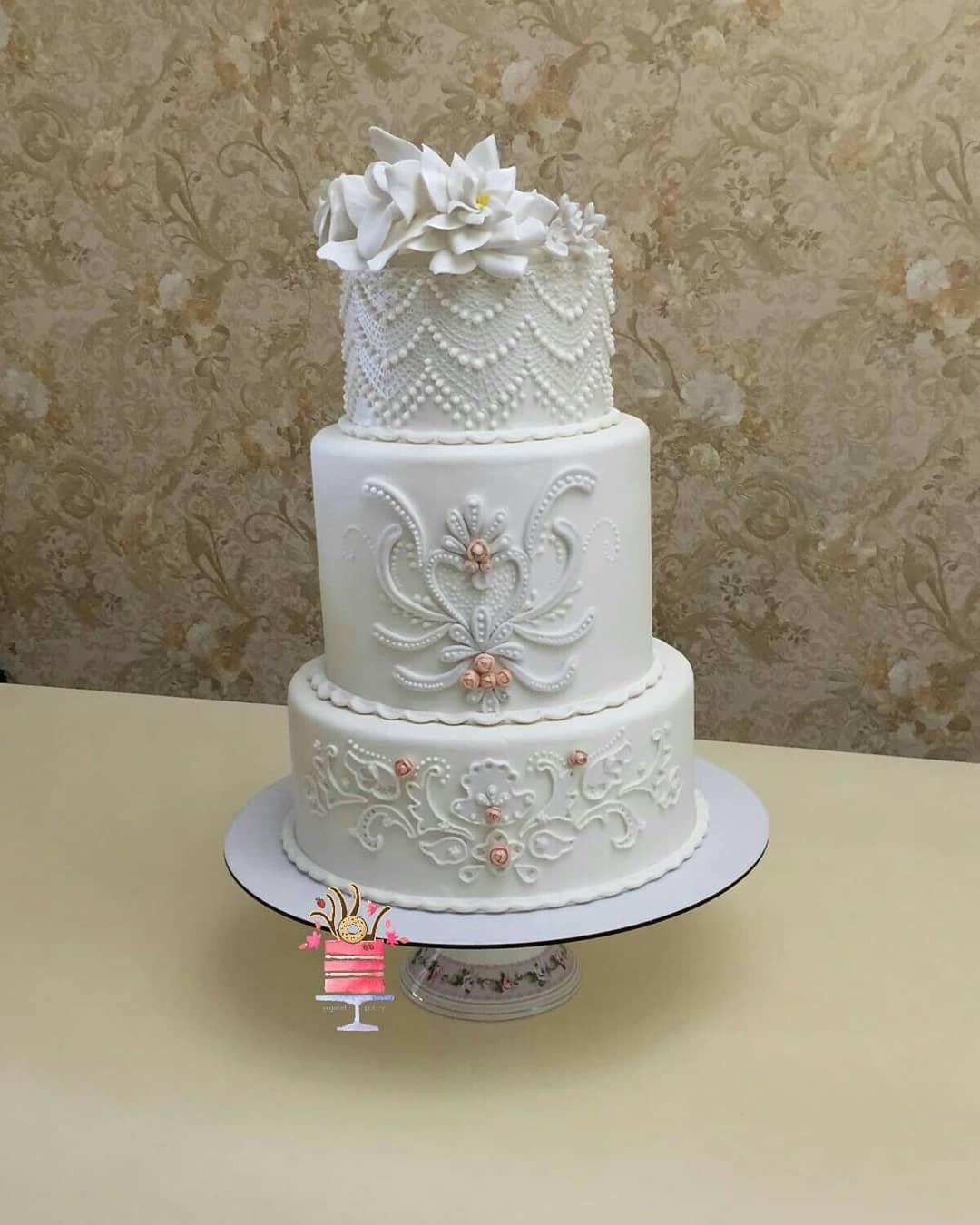 کیک عروسی و کیک تولد یگانه ارشاد