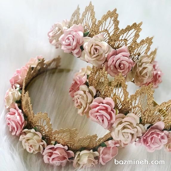 هدبندهای گل کودکانه ایدهای زیبا برای جشن تولد پرنسس کوچولوها