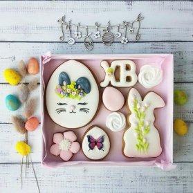 باکس کوکی کودکانه گیفتی خوش مزه برای جشن تولد کودک