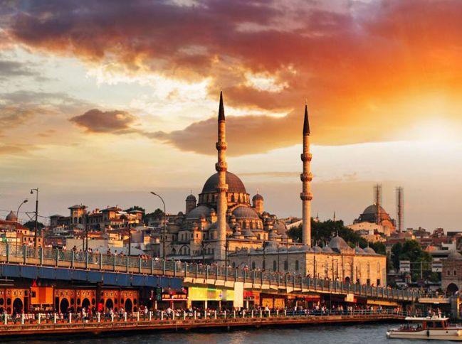 ماه عسل در استانبول