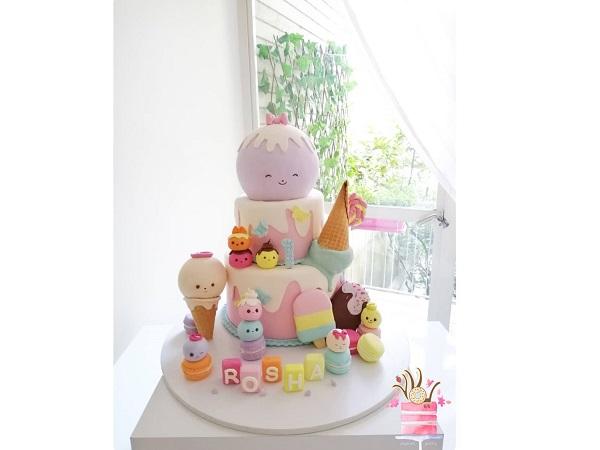 کیک یگانه