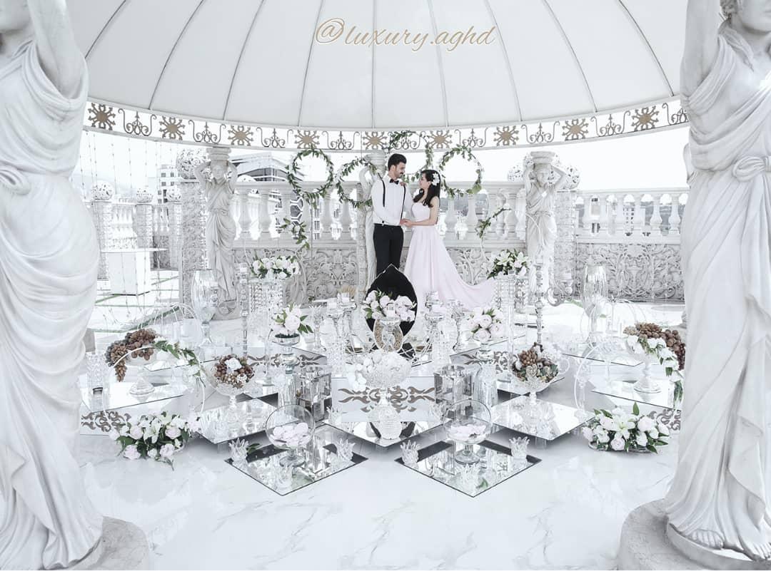 سالن عقد و دفتر ازدواج لاکچری میدان هروی