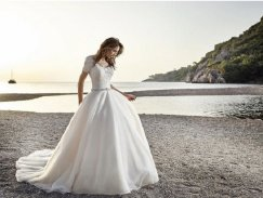 لباس عروس Eddy K (برند ایتالیایی)