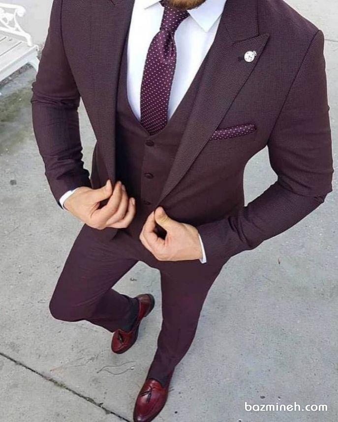 ست کت و شلوار اسپرت مردانه مناسب برای مراسم خواستگاری