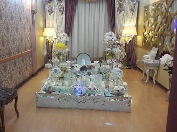 سالن عقد و دفتر ازدواج شادی