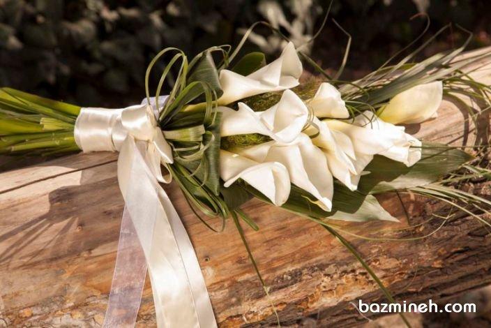 چگونه دسته گل عروسی منحصر به فرد انتخاب کنیم ؟