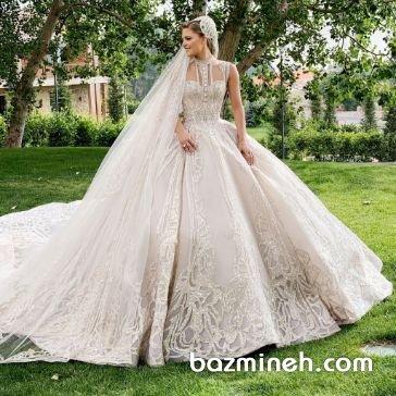 لباس عروس های اوت کوتور  الی صعب را بیشتر بشناسید.
