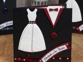 چگونه کارت عروسیمان را خودمان درست کنیم؟