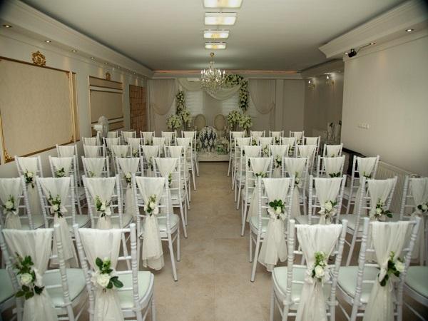 سالن عقد و دفتر ازدواج مهرگان