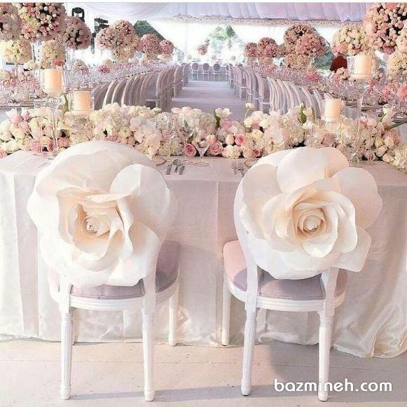 10 ایده برای برگزاری زیباتر مراسم عروسی در تابستان