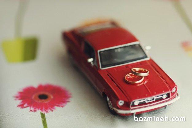 نکات انتخاب ماشین عروس و بهترین راه های گل آرایی و تزئین آن
