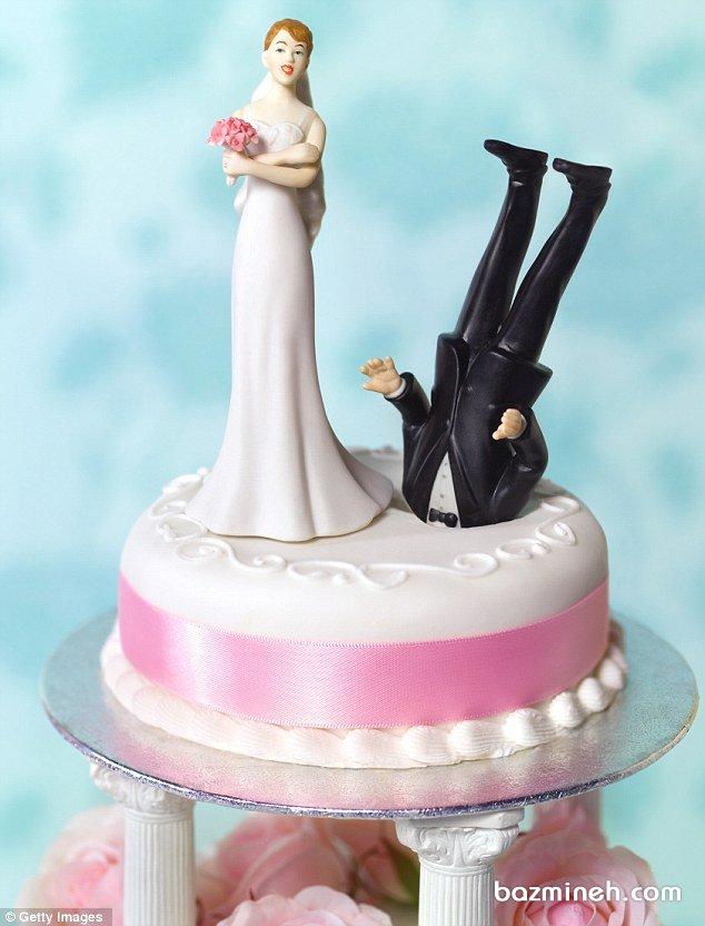 اتفاقات ناخوشایندی که هر لحظه ممکن است در مراسم عروسی پیش بیایند!