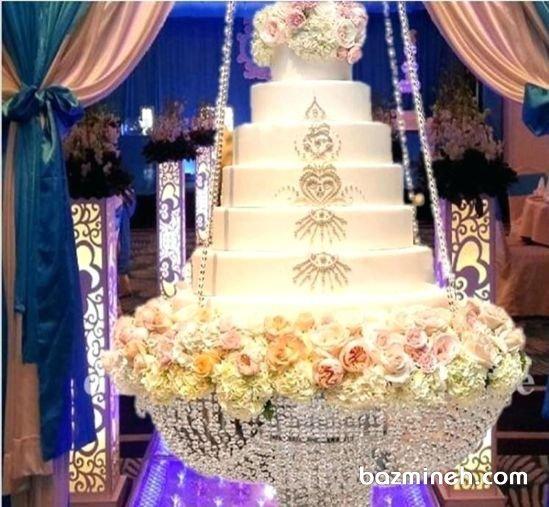 انواع روکش (آیسینگ) کیک مناسب برای کیک و شیرینی عروسی