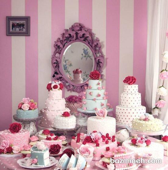 کیک اولین تولد دونفره پس از نامزدی را زیبا و خلاقانه انتخاب کنید