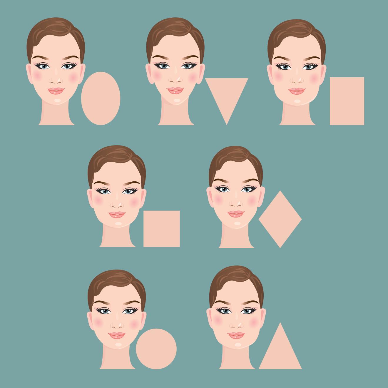 چه شینیونی برای فرم صورت شما مناسب است؟