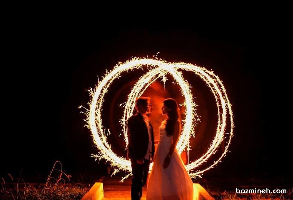 خلاقانه ترین و مدرن ترین تکنیک های عکاسی عروسی