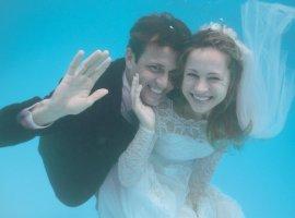 10 مورد از عجیب ترین مکان های برگزاری مراسم عروسی
