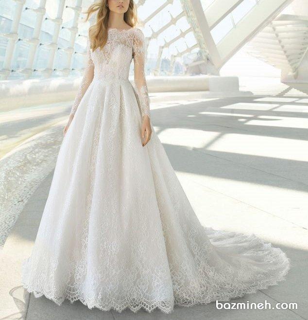 رزا کلارا Rosa ClarA یکی از زیباترین برندهای لباس عروس در دنیا